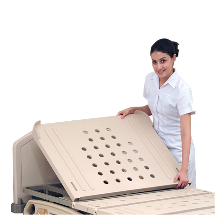 <h1>Removable ABS Platform</h1><p>● 4-section air-permeable, washable ABS platform decreases the growth of bacterial, dirt accumulation and is easily to be cleaned.
