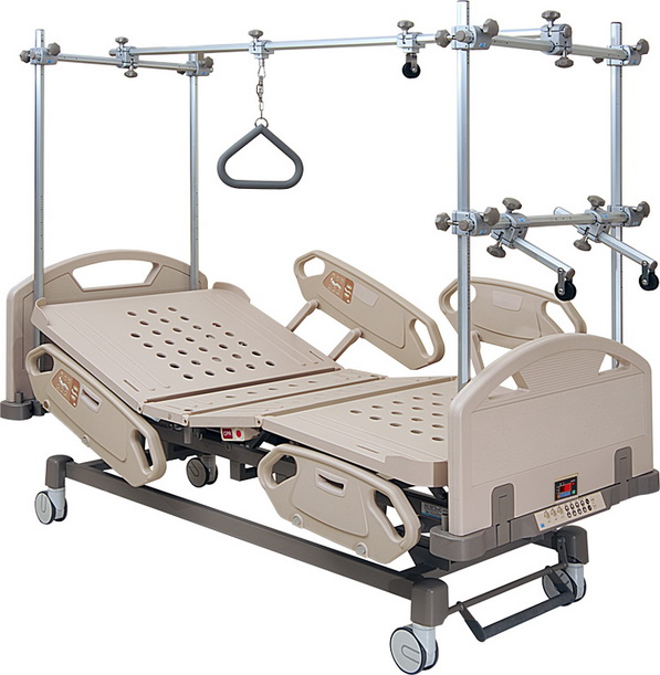 <h1>Orthopedic Traction Solution</h1><p>Change Gung traction frame is an outstanding design in light & handy set-up, durable & easy use, additionally a complete solution for different required body treatment.</p>