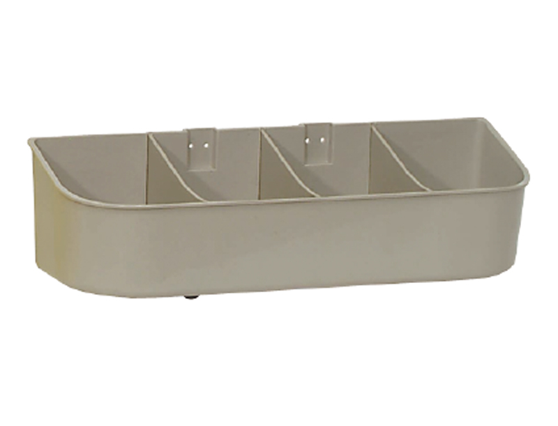 <h1>Hanging Basin</h1><p>● Size:L 45 X W 14.7 X H 12 cm ● Available to place cans and bottles. ● Adjustable dividers available.</p>