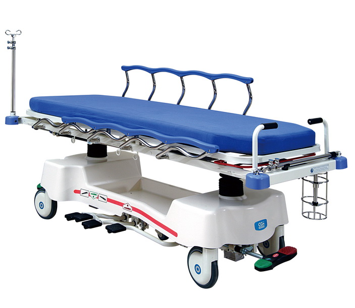 <h1>Hydraulic Stretcher</h1><p></p>