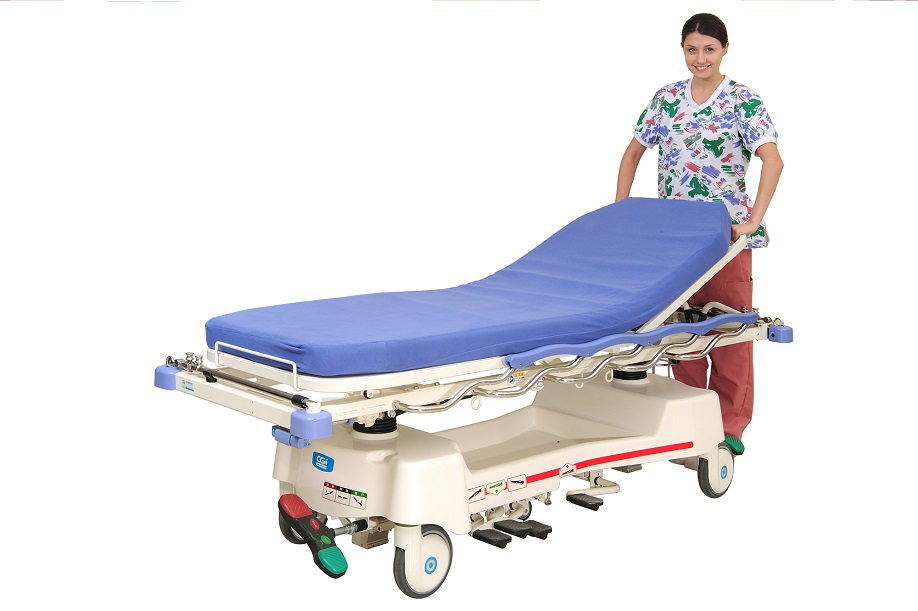 <h1>Back Position Handle</h1><p>By dual gas-spring set below the Backrest platform, the Backrest movement is able to position from 0° to 90° easily.</p>