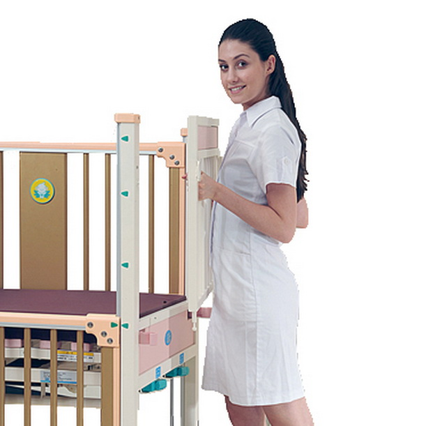 <h1>Removable Head & Foot Board (Optional)</h1><p>The head & foot board can be quickly removed for first-aid while emergency.</p>